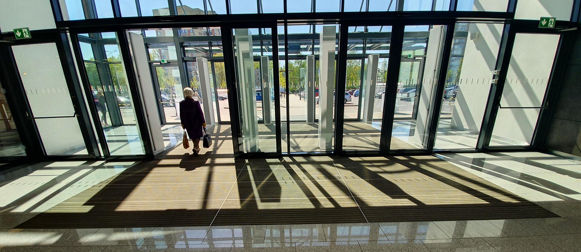 Duplo entrance
