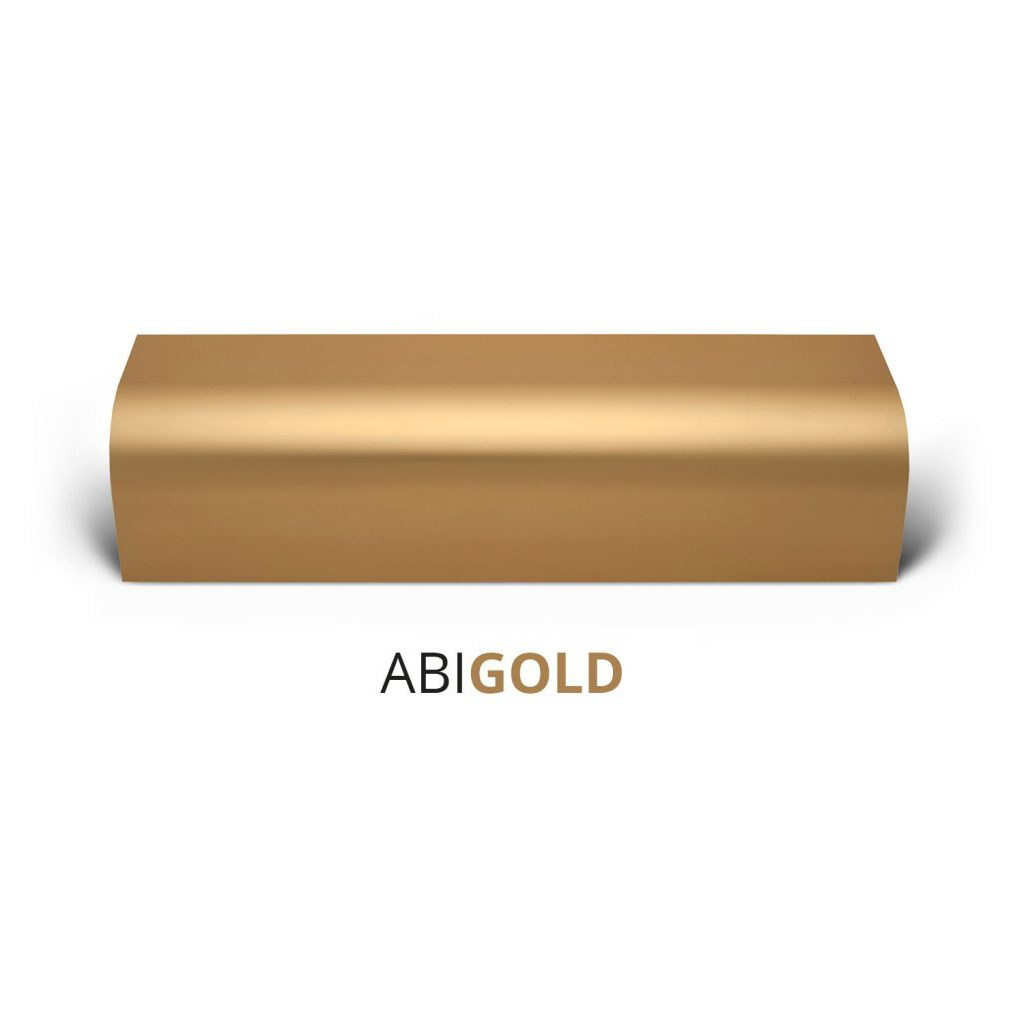 Anodized Gold 2021